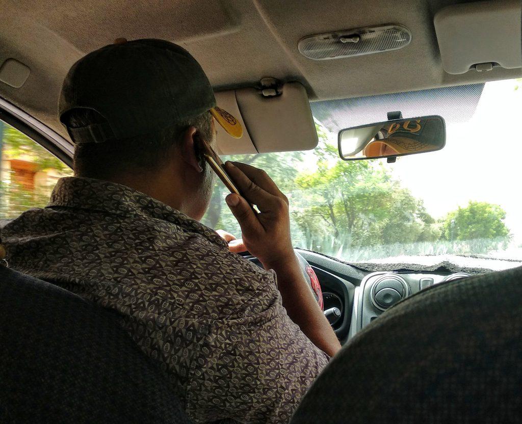 Taxi en marrakech
