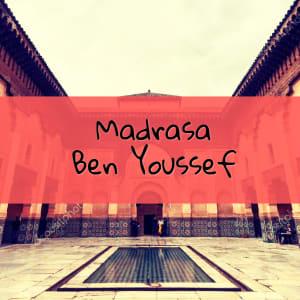 Ben Youssef marrakech