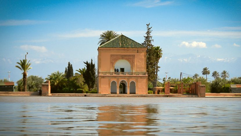 Jardín Menara
