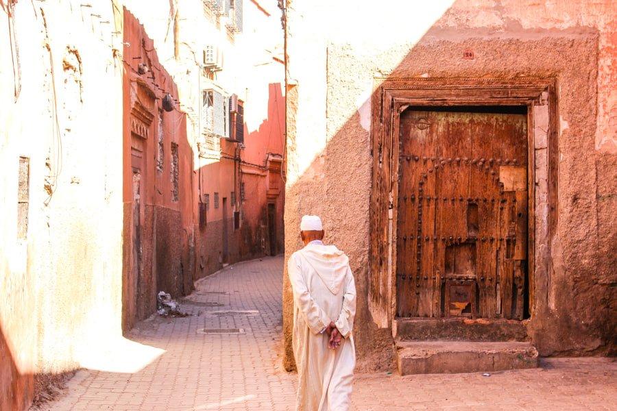 barrio judio marrakech