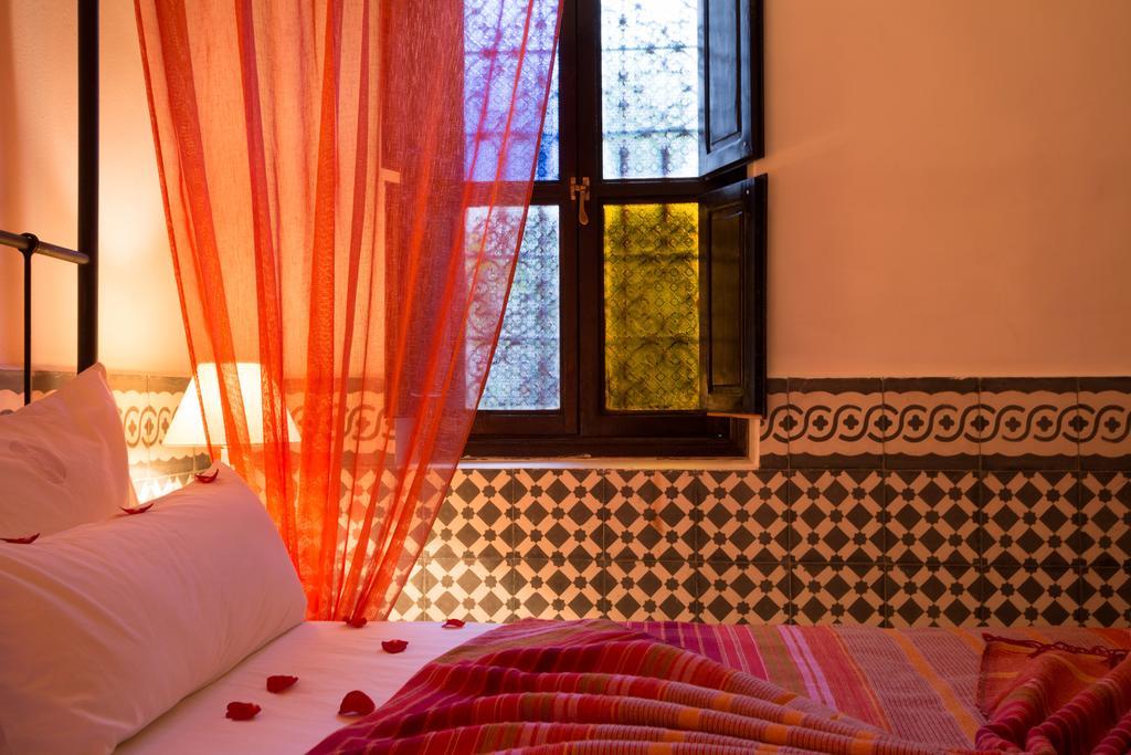 habitaciones Riad Lhena