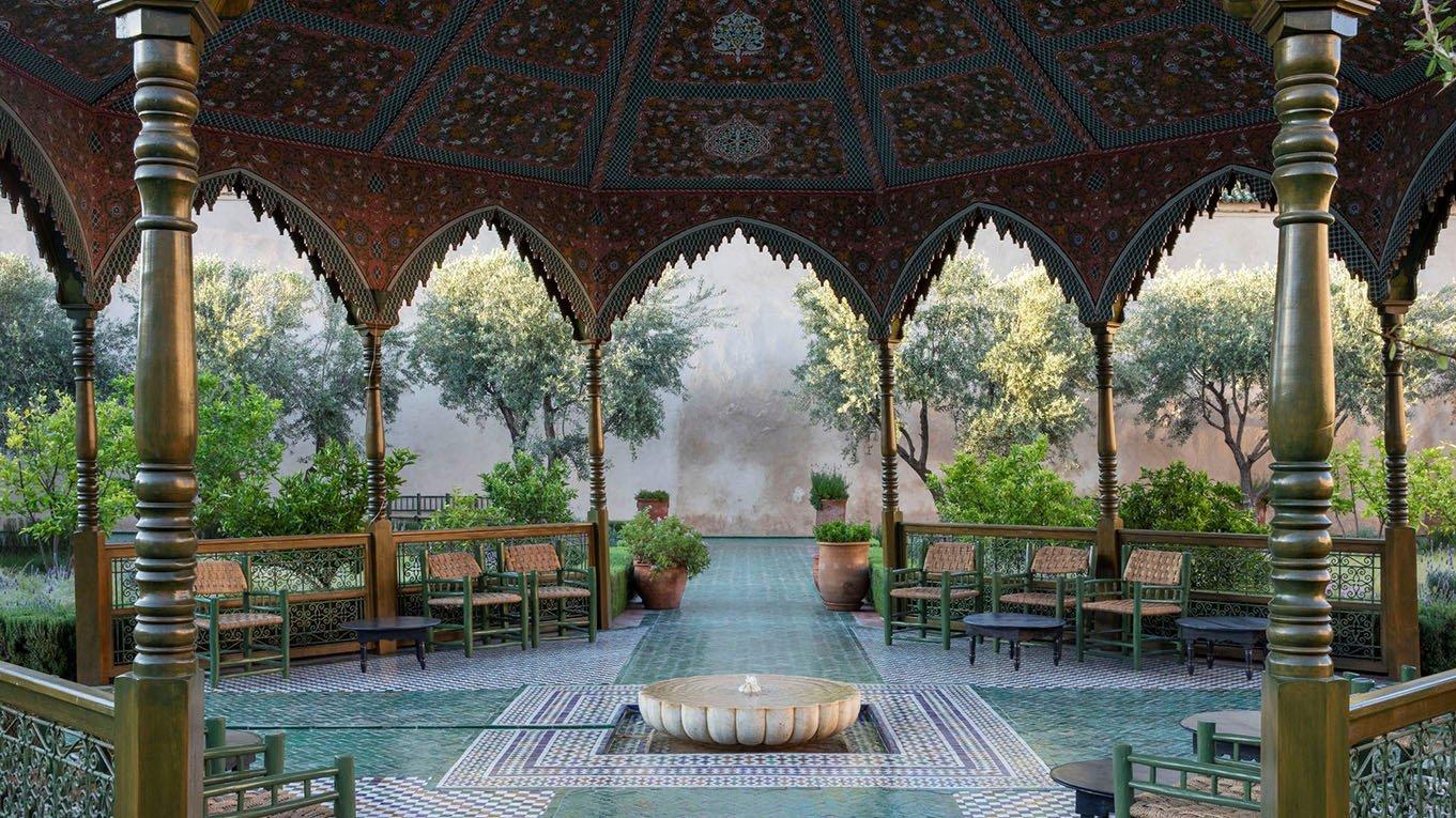 jardin secreto marrakech