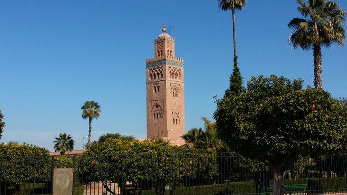 mezquita de koutubia