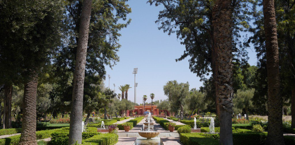 parc el harti marrakech